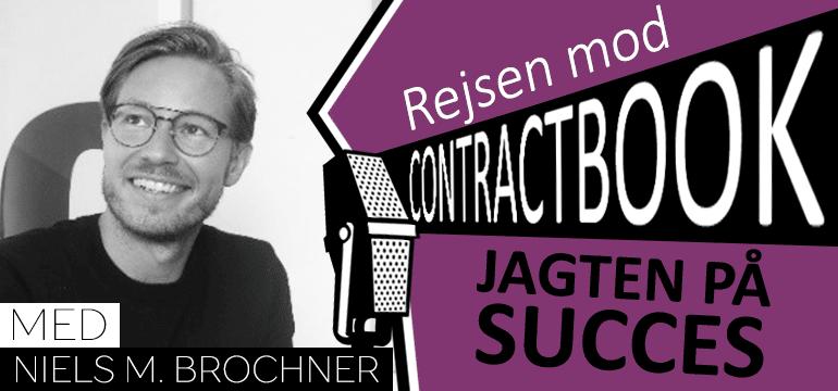 """""""Som iværksætter bliver du nød til at få det fulde potentiale ud af dine begrænset ressourcer"""" – Niels Martin Brochner [Contractbook]"""