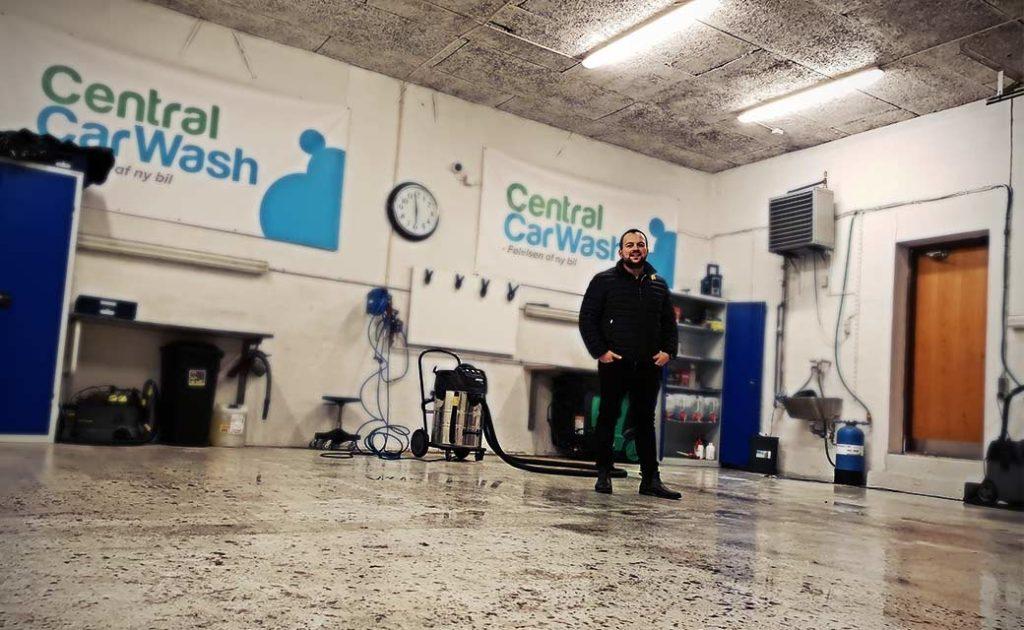 Fremtidens virksomheder skabes (også) ved at fokusere på HVORDAN – Damir Stojkovic [Central CarWash]