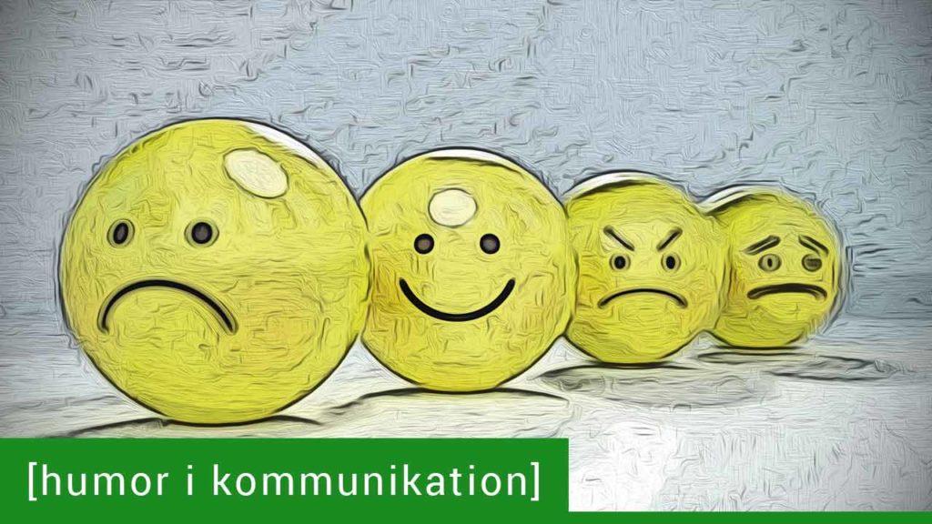 Hvorfor skal du bruge humor i din kommunikation?🎧